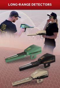 Long Range Detectors Gold and metal detectors - Gold detector and treasures Alareeman اجهزة كشف الذهب والمعادن - جهاز كشف الذهب والكنوز العريمان