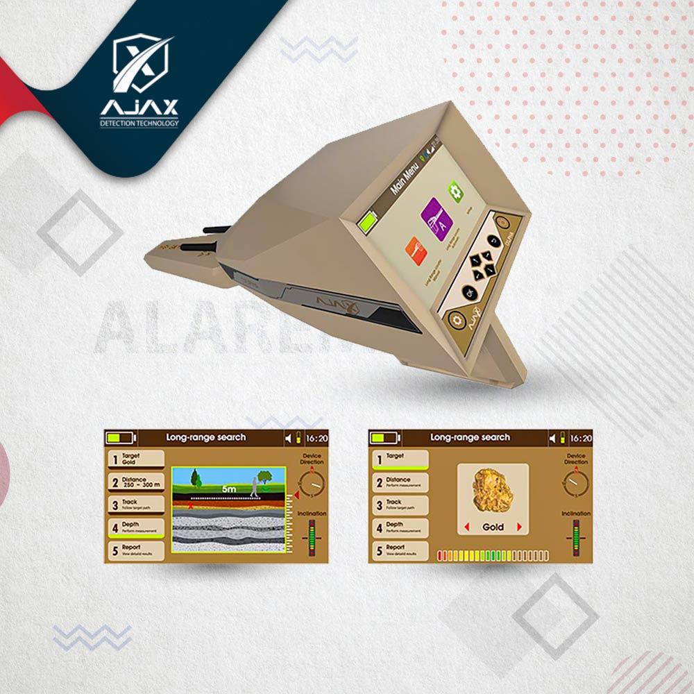 AJAX ALPHA