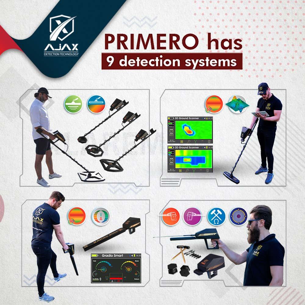 AJAX PRIMERO
