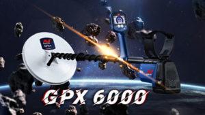 جهاز كشف الذهب والمعادن جي بي اكس 6000| GPX 6000
