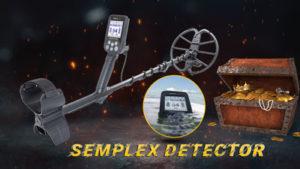 جهاز كشف الذهب والمعادن سمبلكس | Simplex Metal Detector